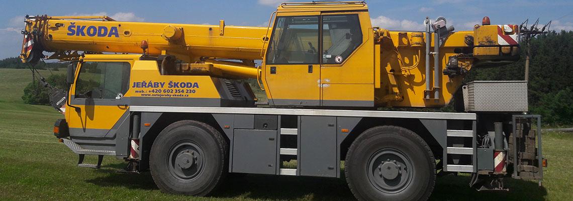 Autojeřáb - LIEBHERR LTM 1030 - 35t
